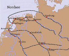 Hollandgänger - Tecklenburger-Familienforschung