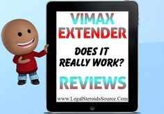 Vimax Extender Penis Extenders Device Review - Does It Really Add Inches To Your Cock Safely? - http://legalsteroidssource.com/men/vimax-reviews/vimax-extender-results-penis-device/