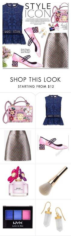 """""""♥"""" by oshint ❤ liked on Polyvore featuring Dolce&Gabbana, Sea, New York, Miu Miu, Marc Jacobs, NYX, BillyTheTree, shoes and fsjshoes"""