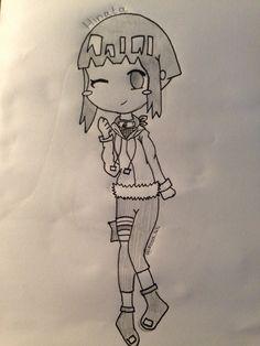 Hinata drawing