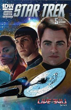 2011 #19 VF STAR TREK IDW