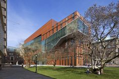 National Geographic Headquarters / Weiss/Manfredi