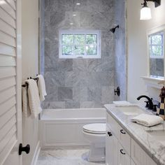 1000 images about bathroom remodeling on pinterest small bathrooms tile and bathroom Narrow rectangular bathroom design