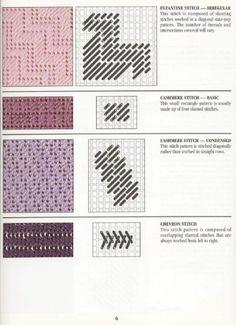 Gallery.ru / Фото #13 - Stitch Dictionary Plastic Canvas - Orlanda