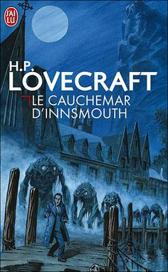 Too Much Horror Fiction: H. Lovecraft: The French J'ai Lu Editions