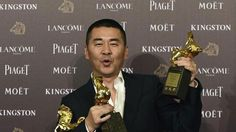 (AP) — A Chinese-French film about blind masseurs and Chinese actor and director Chen Jianbin scooped the most accolades at Taiwan's 51st Golden Horse movie awards, considered the Chinese-language equivalent of the Oscars.