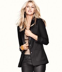 h&m- perfect alternative to pricey suits for business meetings!