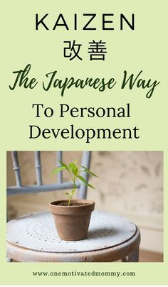 Kaizen: The Japanese Way to Personal Development Kaizen: The Japanese Way to Personal Development,Self improvement Personal Development Kaizen development care diet loss plans plan Self Development, Personal Development, Leadership Development, Japanese Lifestyle, Kaizen, Best Self, Self Improvement, Self Help, Improve Yourself