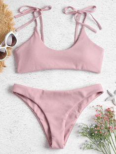 Solid color strap women summer sexy bikini Source by Baby Bikini, Bikini Modells, Pink Bikini, Bikini Girls, Swimwear Sale, Swimwear Fashion, Bikini Fashion, Summer Swimwear, Cute Swimsuits