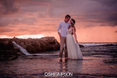 Sunset session in Hawaii on a cloudy and moody evening Love Couple, Couples In Love, Natural Light Photography, My Images, Portrait Photographers, Hawaii, Maternity, Glamour, Sunset