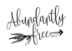 Abundantly free Ephesians 1:7  Jesus has made you free! You are free from your past mistakes! Free from your sins! Free and forgiven! God has forgiven you because of the sacrifice Jesus made on the Cross. You don't have to walk around feeling condemned about your past. #abundantlyfree