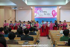 2015-03-15. 드보라선교회 헌신 예배 특송