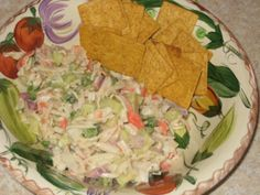 Salad with Crab Sticks and Cucumber - Ingredients and Preparation