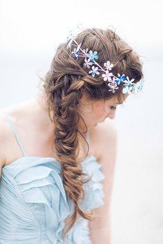 wedding hair ideas @weddingchicks