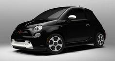 First look - 2013 Fiat 500e