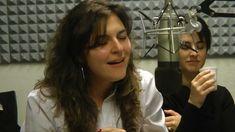 """Lucrecia Longarini canta """"Oración del remanso"""" en Defensores de Locio Musical, Selfie, August 12, Selfies"""