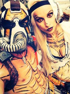 Borderlands 2 Psycho Krieg Cosplay Leon Chiro 6