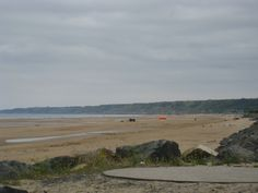 D Day beaches; at Omaha Beach looking down towards Gold, Juno and Sword.  One of the most impressive sites in France for me. God Love Our Troops.