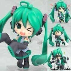 Vocaloid Hatsune Miku chibi action figures