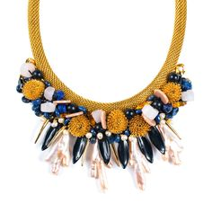"""Lizzie Fortunato """"Painted Reality"""" Necklace"""