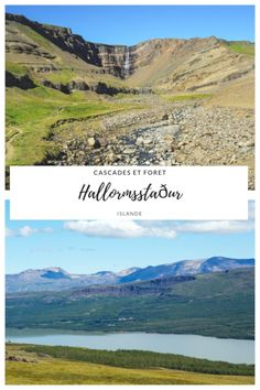 Hallormsstaður : randonnée à cascade d'Hengifoss et forêt d'Eglisstaðir - Voyager en photos - blog voyage