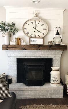 56 delightful wood mantle images fireplace design fire places rh pinterest com