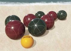 Sports Equipment That's Perfect for a Grandparent's House: Bocce Ball