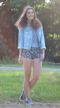 A Fashion Way of Life: Outfit | Floral on floral