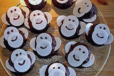 Affen-Muffins 1