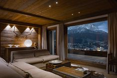 Wood, stone and resin in the contemporary chalet - Things of .- Legno, pietra e resina nello chalet contemporaneo – Cose di Casa Wood, stone and resin in the contemporary chalet – Cose di Casa -