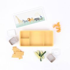Love Mae Lunchbox - Safari