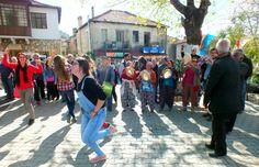 Üzümlü Mushroom Festival Dancers