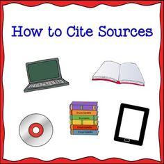 How do I cite a worksheet?