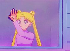 Sailor Moon - feels like one of these days