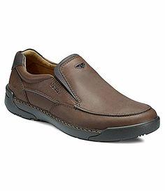 Ecco Mens Dason Moc Toe Loafers #Dillards