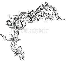art nouveau filigree drawings - Yahoo Image Search Results