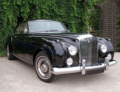 Bentley R-Type Continental Fastback Coupe • 1954