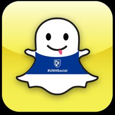 Add us on Snapchat! Username: UNHStudents