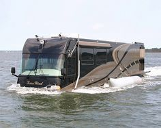 Terra Wind Amphibious Motorcoach