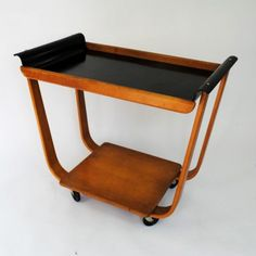 PB01 Serving Trolley | Cees Braakman for Pastoe | Mid Century Modern