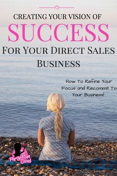 Creating Your Vision of Success is one of the most important steps in direct sales. You have to know what you're reaching for to be able to get there. Damsel In Defense, Direct Sales Companies, Arbonne Business, Sales Tips, Pure Romance, Business Tips, Event Planning, Create Yourself, Success