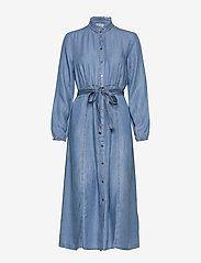 Idalinacr Dress (Spicy Mustard) (599.25 kr) - Cream -   Boozt.com Matilda, Stretch Jeans, Shapewear, Blue Denim, Blue Dresses, The Selection, Dresser, Leggings, Shirt Dress