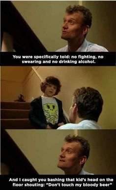 The Brockmans were the funniest family on TV. British Humor, British Comedy, Tv Quotes, Funny Quotes, Funny Memes, Little Britain, Comedy Tv, Family Humor, Just For Laughs