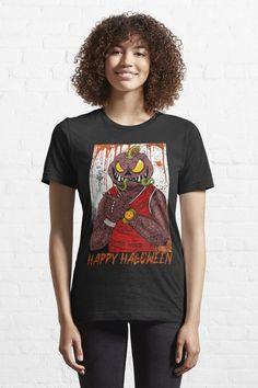 Halloween Town, Halloween Shirt, Halloween Gifts, Scary Pumpkin, Cute Tshirts, T Shirts For Women, Clothes For Women, Shirts With Sayings, Modern Fashion