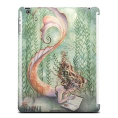 Apple iPad Clip Case - Quiet Time by Sara Butcher | DecalGirl
