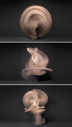 Shirichi Maruyama dance body nude texture photography