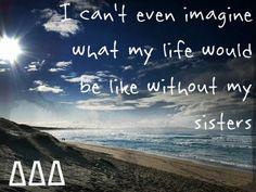 tri delta love <3 Delta Girl, Tri Delta, Delta Sorority, I Cant Even, First Love, Beautiful Things, Pride, Letter, Advice