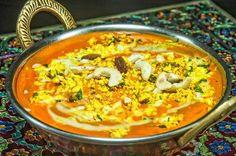 Gulbadan Kofta is a royal Indian dish of cottage cheese, mawa and sultans! #expresshotel #kofte #indianfood #vadodara
