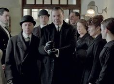 Downton Abbey | Downton Abbey's Latest Shocking Exit: Find Out Who Isn't Returning For ...