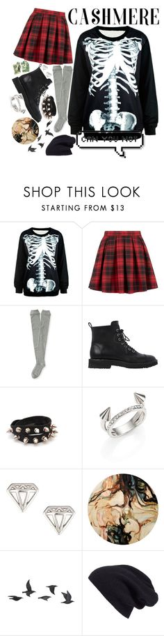 """Untitled #113"" by aysenur-odemis ❤ liked on Polyvore featuring Aéropostale, Giuseppe Zanotti, Vita Fede, Mminimal, Jayson Home, Halogen and cashmere"
